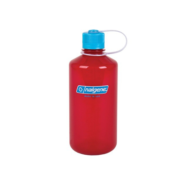 Nalgene - Translucent 32 oz Narrow Mouth Water Bottle