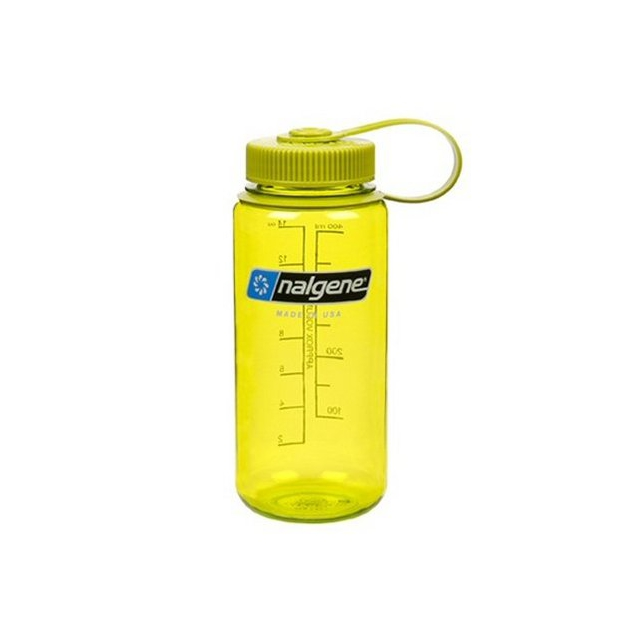 Nalgene - 16oz Wide Mouth Water Bottle