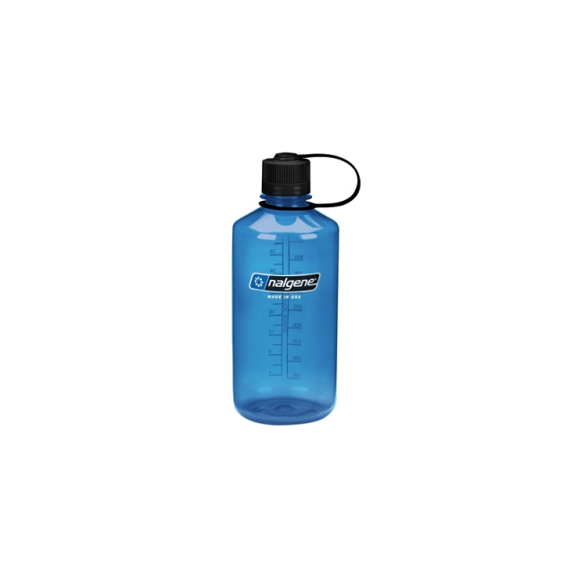 Nalgene - Narrow Mouth Bottle Blue 32 oz