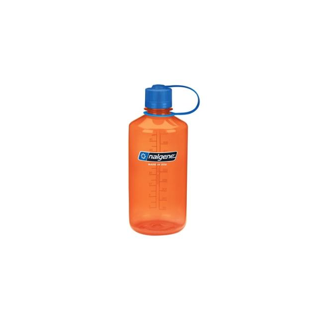 Nalgene - Narrow Mouth Bottle Orange 32 oz