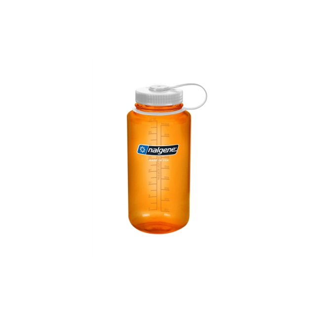 Nalgene - Wide Mouth Bottle Orange 32 oz