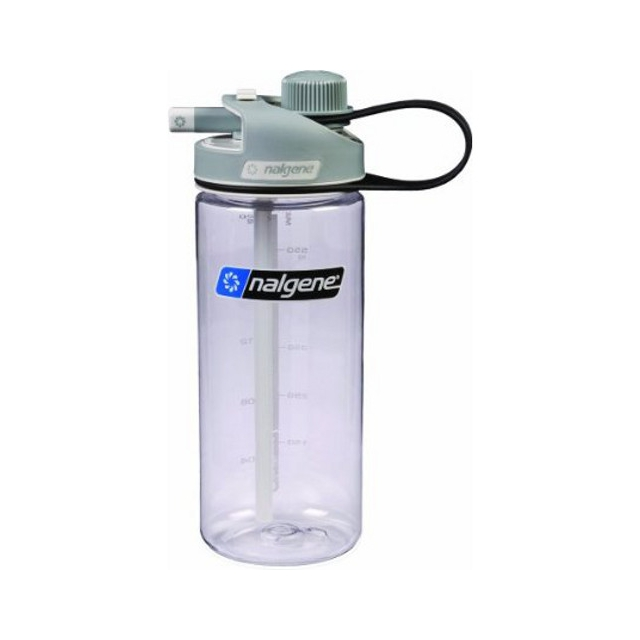 Nalgene - MultiDrink Bottle 20 oz. - BPA Free: Clear