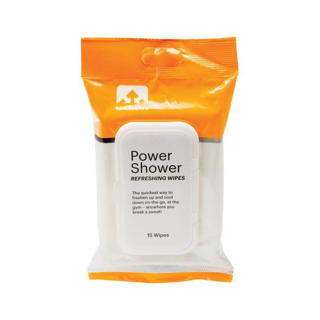 Nathan - Power Shower Wipes