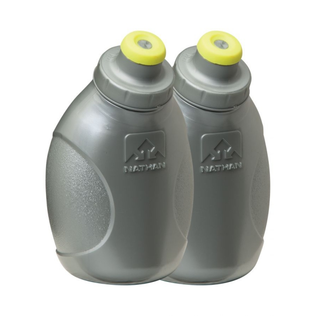 Nathan - Push-Pull Cap Flask 2 Pack - 10oz/300mL