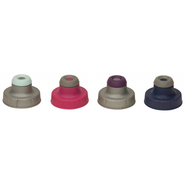 Nathan - Push Pull Caps 4-Pack