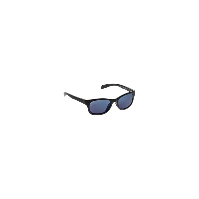 Native Eyewear - Highline Polarized Reflex Sunglasses - Asphalt/Blue Reflex