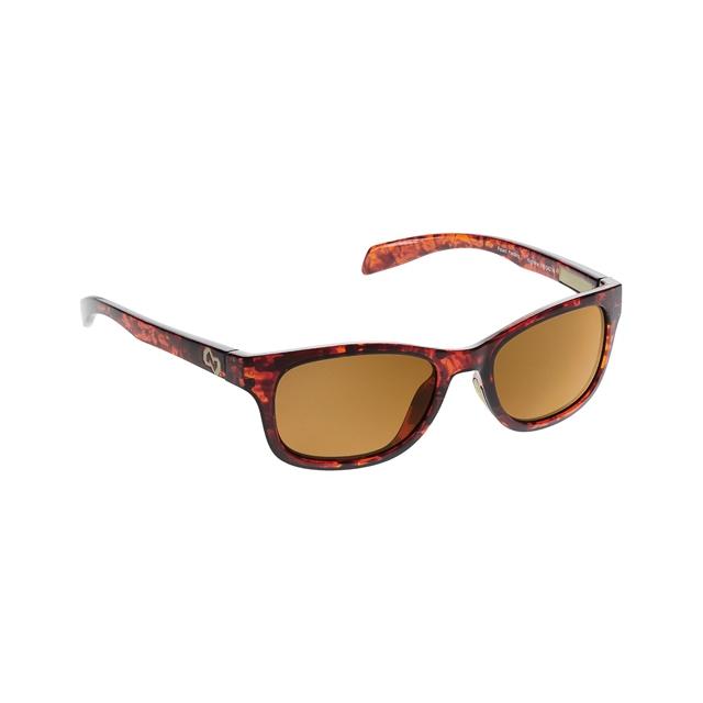 Native Eyewear - - Highline Maple/P. Bronze R. - Maple Tort / Bronze Reflex Lens