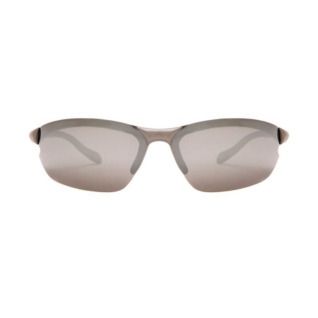 Native Eyewear - dash xp charcoal polarized silver reflex