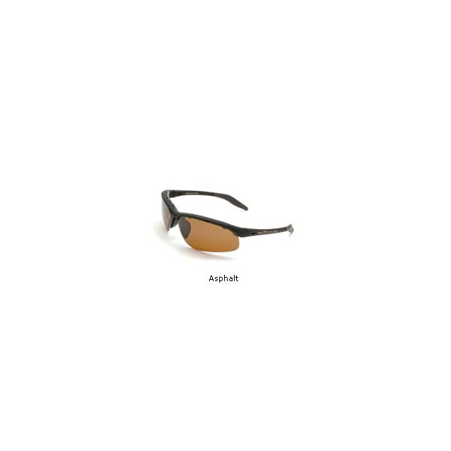 Native Eyewear - Hardtop XP Polarized Interchangeable Lens Sunglasses - Black