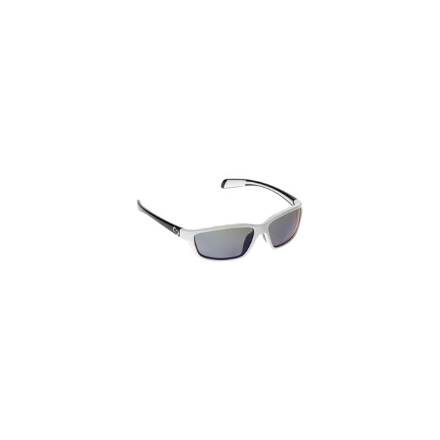 Native Eyewear - Kodiak Polarized Reflex Sunglasses - Snow & Iron/Blue Reflex