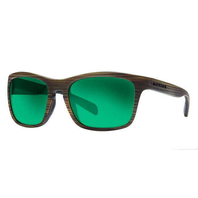 Native Eyewear - Penrose Reflex Polarized Sunglasses