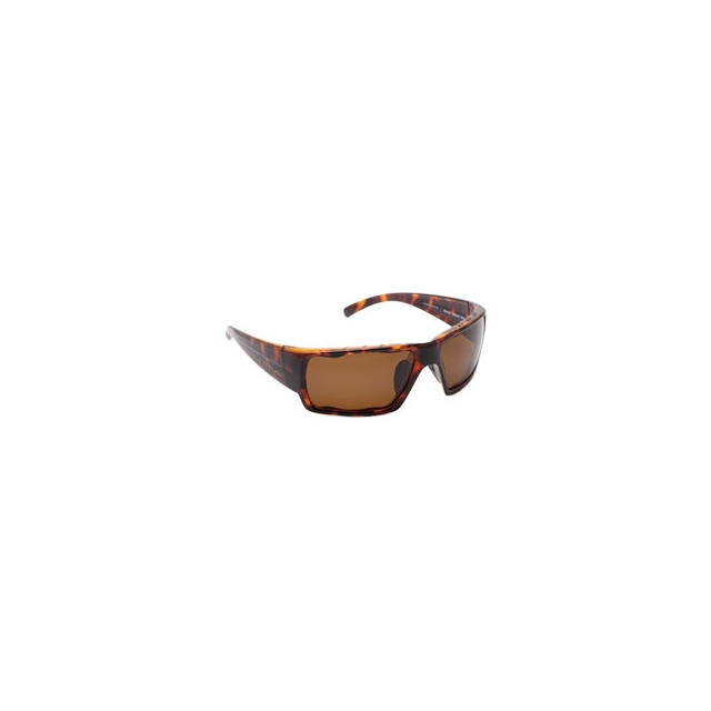 Native Eyewear - Gonzo Polarized Sunglasses - Maple Tortoise/Brown