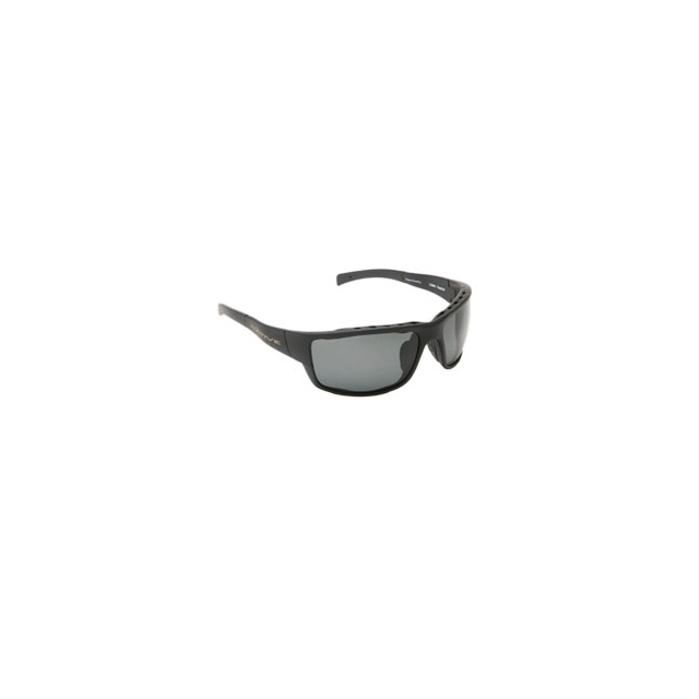 Native Eyewear - Cable Polarized Interchangeable Lens Sunglasses - Asphalt/Grey