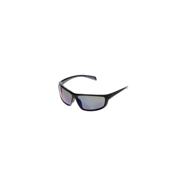 Native Eyewear - Bigfork Polarized Reflex Sunglasses - Iron/Blue Reflex