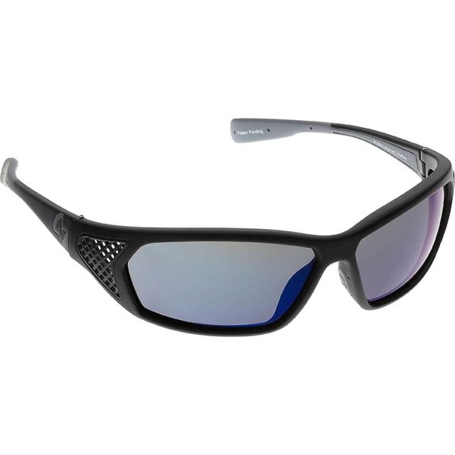 Native Eyewear - - Andes Sunglasses -  Moss/Asphalt/Bronze Reflex Lens