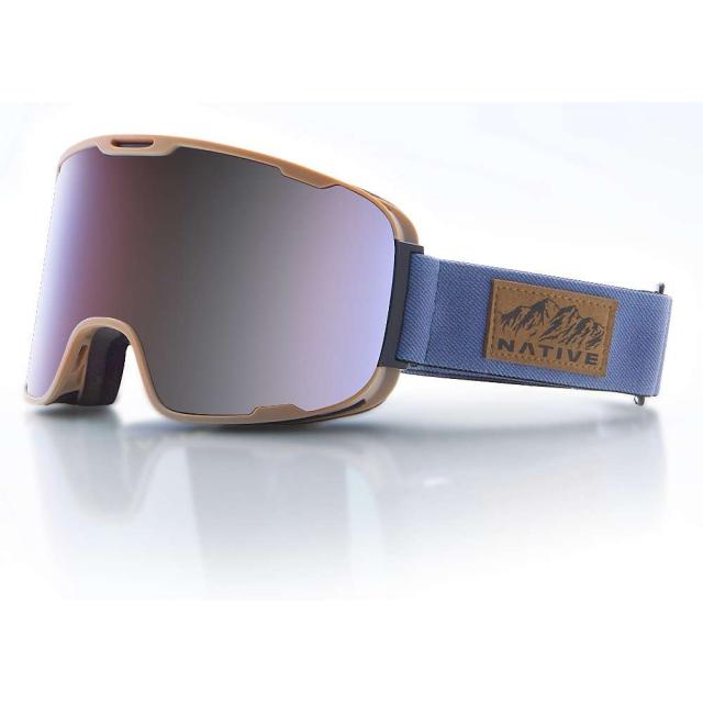 Native Eyewear - Treeline Polarized Goggle