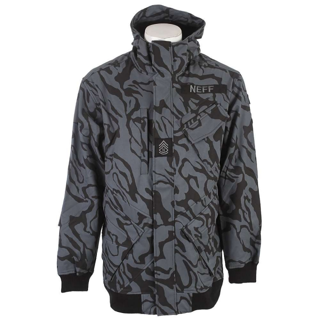 Neff - Assault Softshell Jacket - Men's
