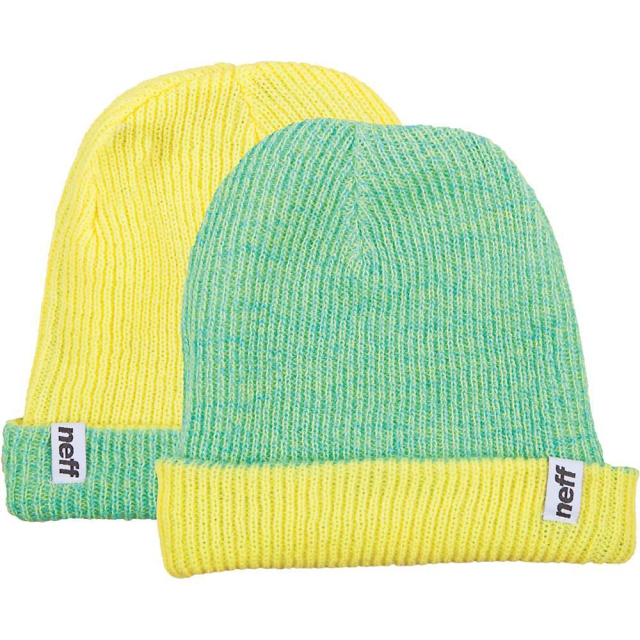 Neff - Fold Reversible Beanie - Men's