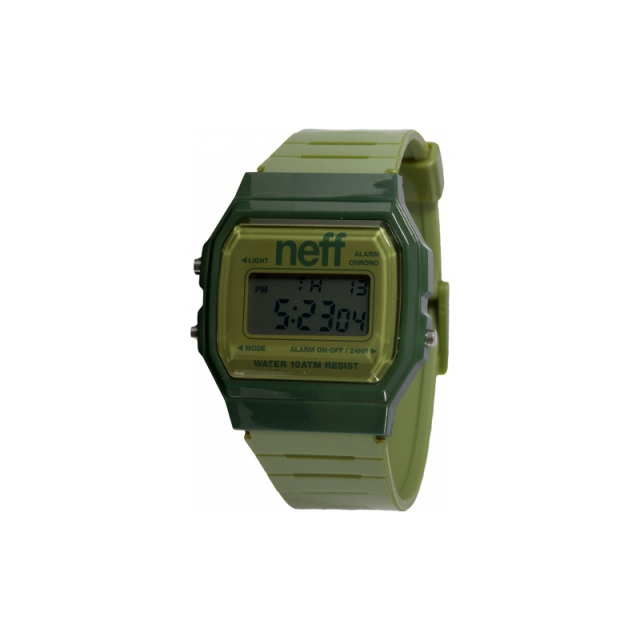 Neff - Flava XL Surf Watch Army