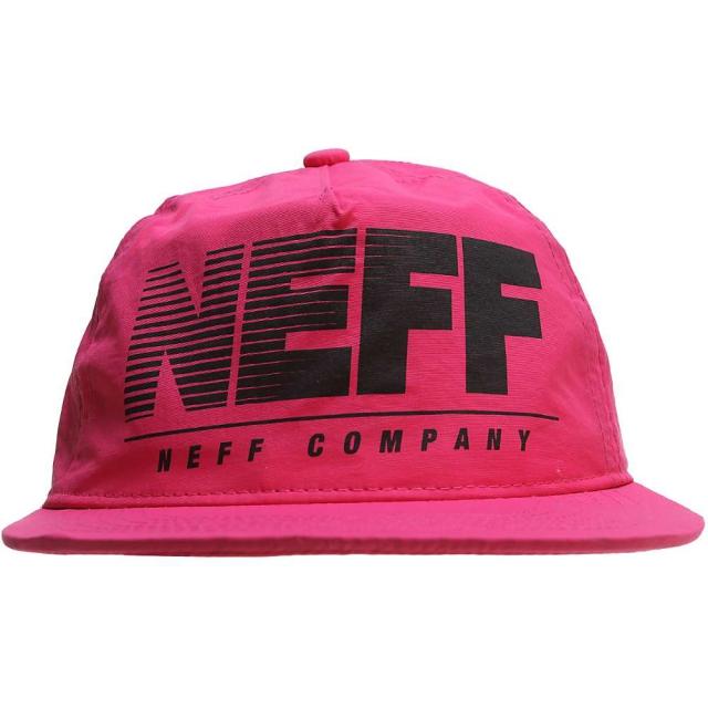 Neff - Neon Krinkle Deconstructed Cap - Men's
