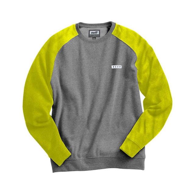 Neff - Daily Fleece Crew Sweatshirt - Men's