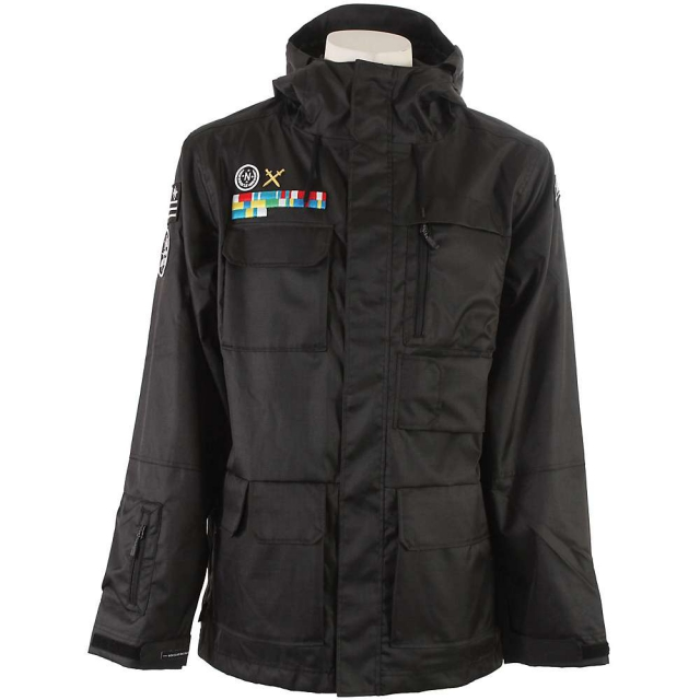 Neff - Corporal Snowboard Jacket - Men's