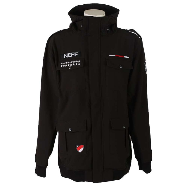 Neff - Warplanes Softshell - Men's