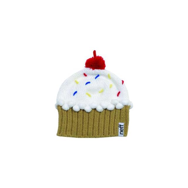 Neff - Cupcake Hat Women's, Vanilla