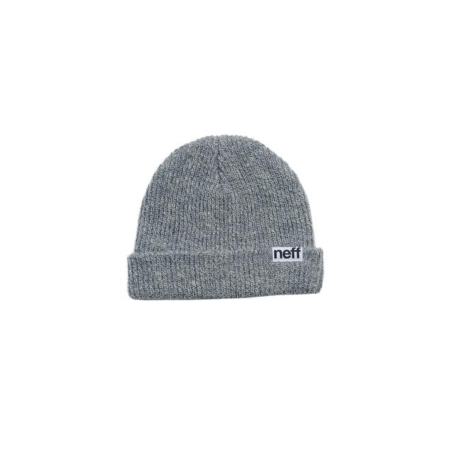 Neff - Fold Beanie Men's, Grey