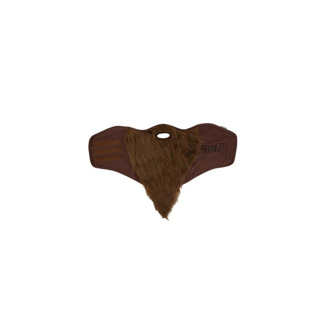 Neff - Bearded Snowboard Facemask, Brown