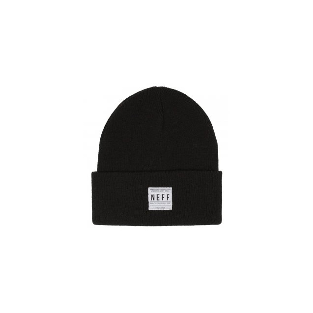 Neff - Lawrence Beanie, Black