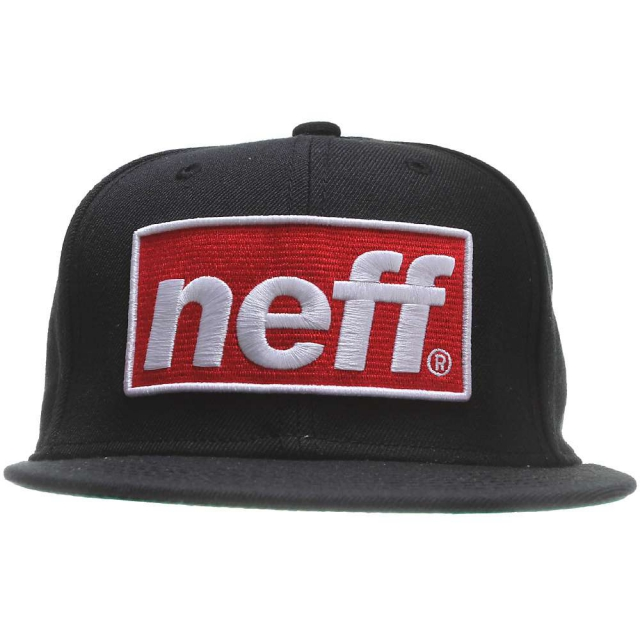 Neff - Block Cap - Men's