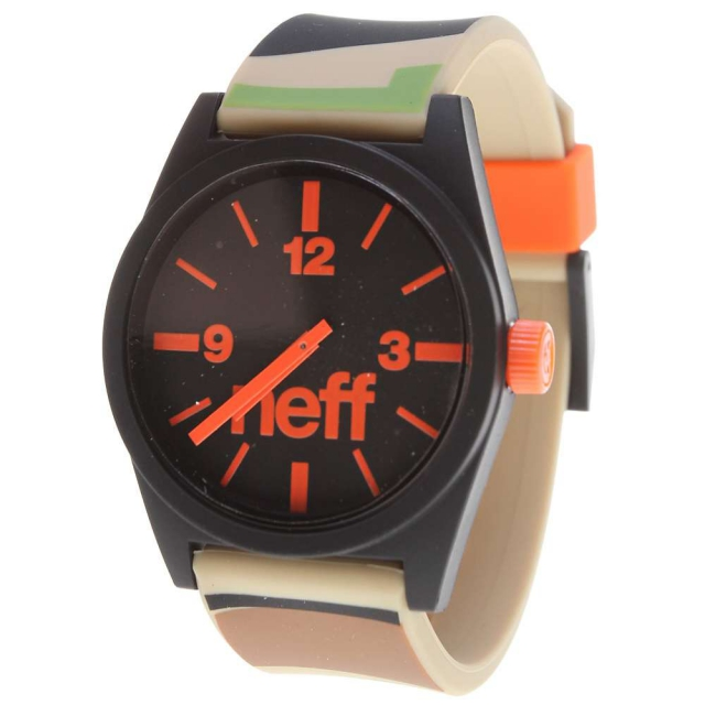 Neff - Daily Helvetica Watch - Men's