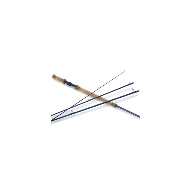 Temple Fork Outfitters - Deer Creek Switch Rods - Blue,TF 04 110 4 DC SWITCH
