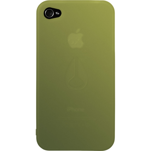 Nixon - Clear Jacket Iphone 5 Case - Surplus/Lime Fade