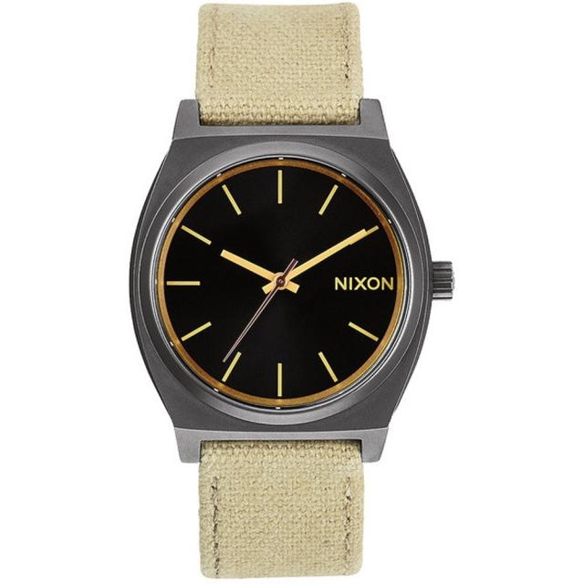 Nixon - Time Teller Watch Mens - Khaki/Camo