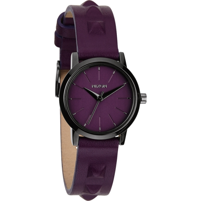 Nixon - Kenzi Leather - New Bordeaux/Studded