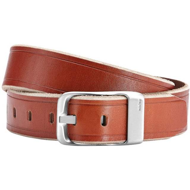 Nixon - Victory Belt Mens - Honey Brown M