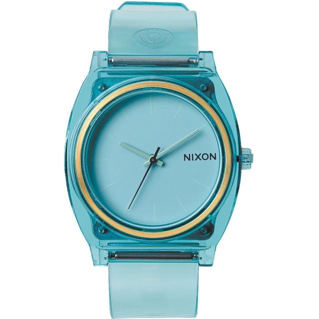Nixon - Time Teller P Watch  - Translucent Mint