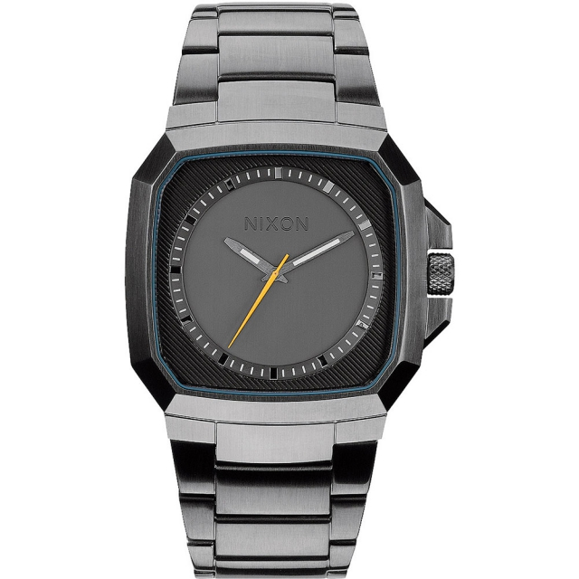 Nixon - Deck Watch Mens - All Gunmetal