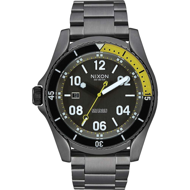 Nixon - Men's Descender Watch