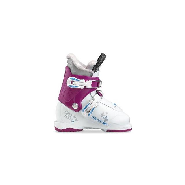 Nordica - Little Belle 2 Ski Boot Kids', White/Purple, 20.5