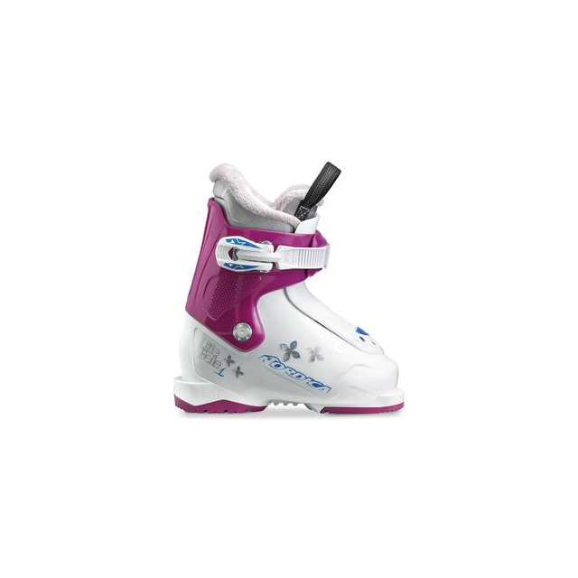 Nordica - Little Belle 1 Ski Boot Little Kids', White/Purple, 17.5