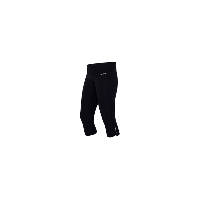 NRS - HydroSkin 0.5 Capris - Women's - Black In Size