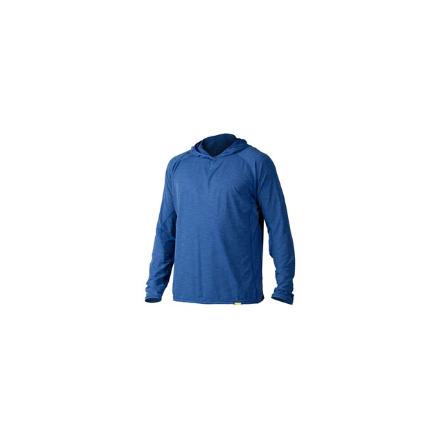 NRS - H2Core Silkweight Hoodie - Men's - Blue In Size