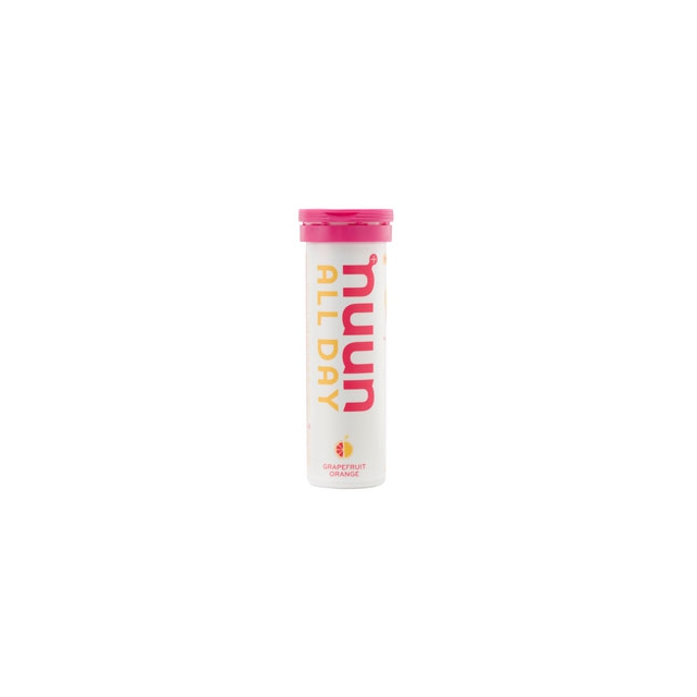 Nuun - Grapefruit Orange Raspberry All Day Hydration Tablets