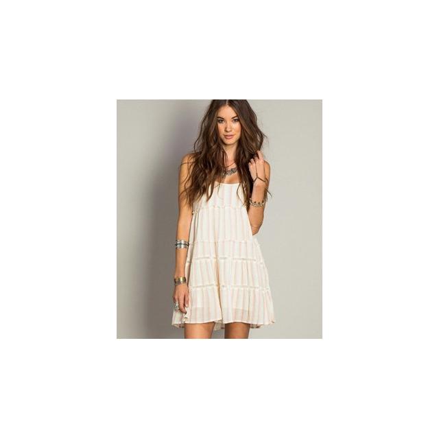 O'Neill - Dazy Dress - Women's-White-M
