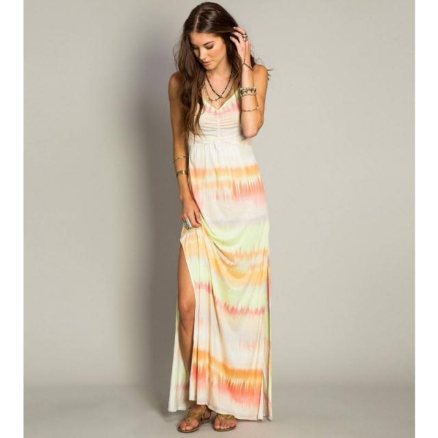 O'Neill - Kaya Maxi Dress - Sale Multi Colored Medium