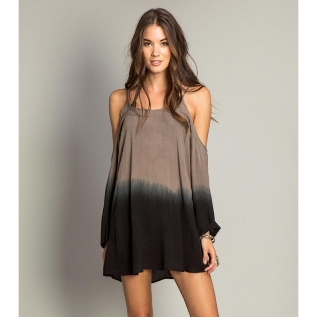 O'Neill - Sun Dip Cover Up - Sale Olive Large