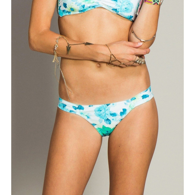 O'Neill - Lala Tab Side Bottoms - Closeout Seagreen Large